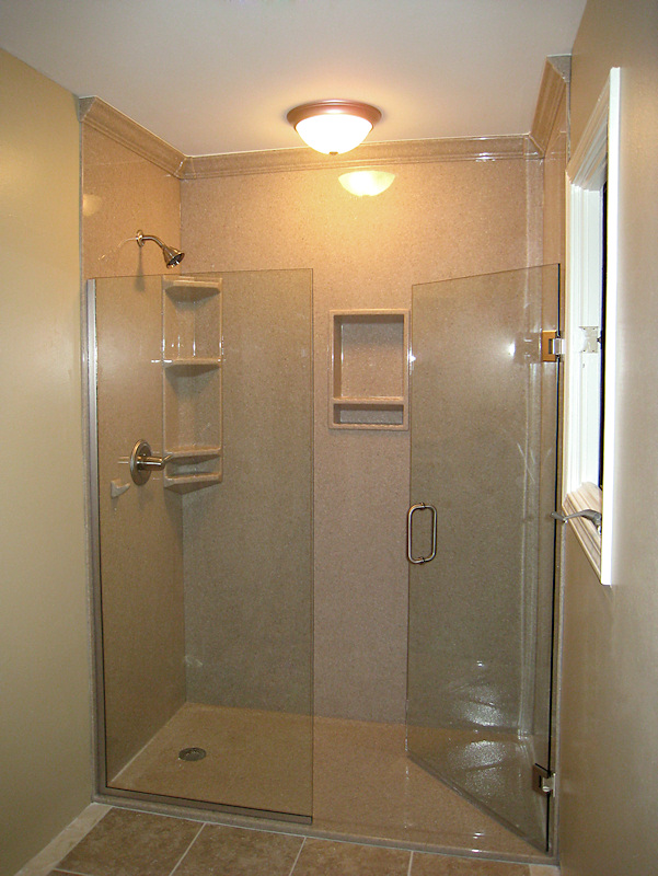 custom showers pro glass dublin ga custom walk in shower with crown molding walkin shower and bathtub replacement gallery bathscapes tyler texas