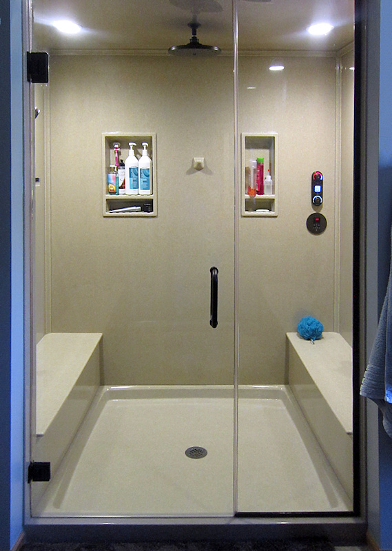 Walk-In Shower and Bathtub Replacement Gallery | Bathscapes Tyler ...