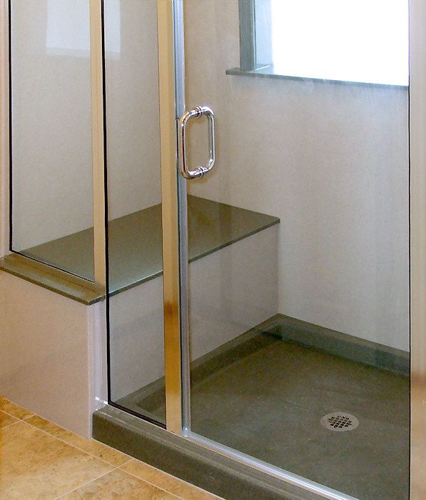 Walk In Showers With Seat